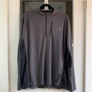 L.L.Bean Lightweight Active Quarter Zip